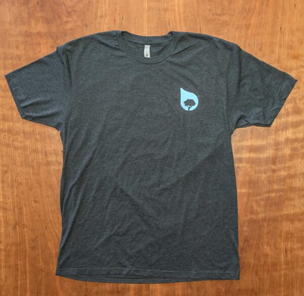 Bluestone Tree tshirt front
