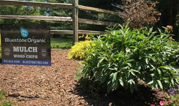 Bluestone Organic Mulch Ad [video]
