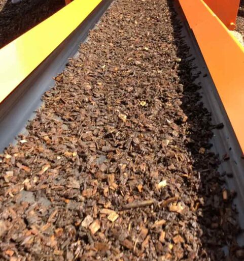 Organic Whole Tree Mulch - Locally Sourced, Locally Produced [video]