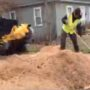 Bloomington Stump Grinding [video]