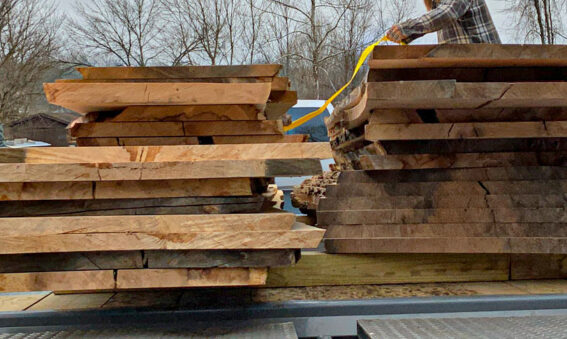 live edge wood slabs for delivery