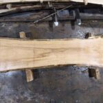 Ash wood slab AH-04-7