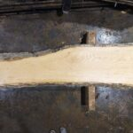 Ash wood slab AH-05-1