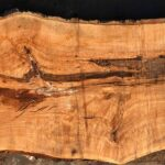 Ash wood slab AH-07-01