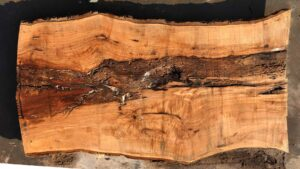 Ash wood slab AH-07-02