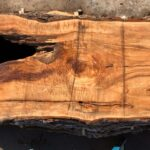 Ash wood slab AH-07-07