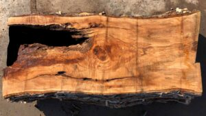 Ash wood slab AH-07-08
