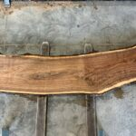 Black Walnut wood slab WN-02-01