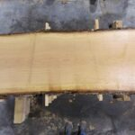 Chestnut Oak wood slab NO-01-5