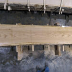 Red Oak Wood Slab RO-01-02