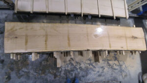 Red Oak Wood Slab RO-01-04
