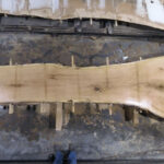 Red Oak Wood Slab RO-02-03
