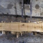 Red Oak Wood Slab RO-02-05