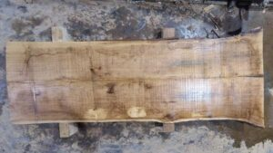Red Oak wood slab RO-03-1