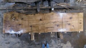 Red Oak wood slab RO-04-3