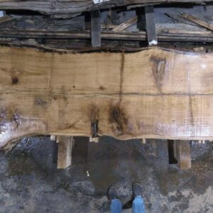 Red Oak wood slab RO-04-4