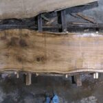 Red Oak wood slab RO-04-7