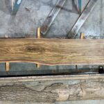 Black Walnut wood slab 04-01