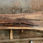 Black Walnut wood slab 05-06