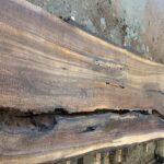 Black Walnut wood slab 05-07a