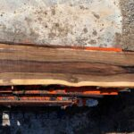 Black Walnut wood slab 06-07
