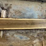 Black Walnut wood slab 07-02