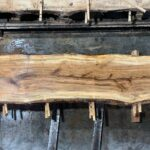 Sweetgum wood slab SG-03-04