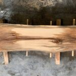 Sweetgum wood slab SG-02