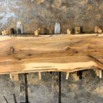 Sweetgum wood slab SG-05