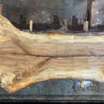 Sweetgum wood slab SG-04-03